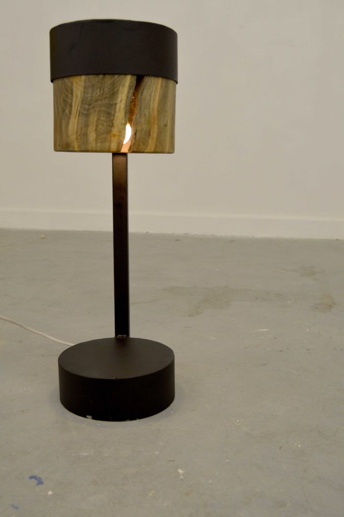 lamp by Ronan O'Brien
