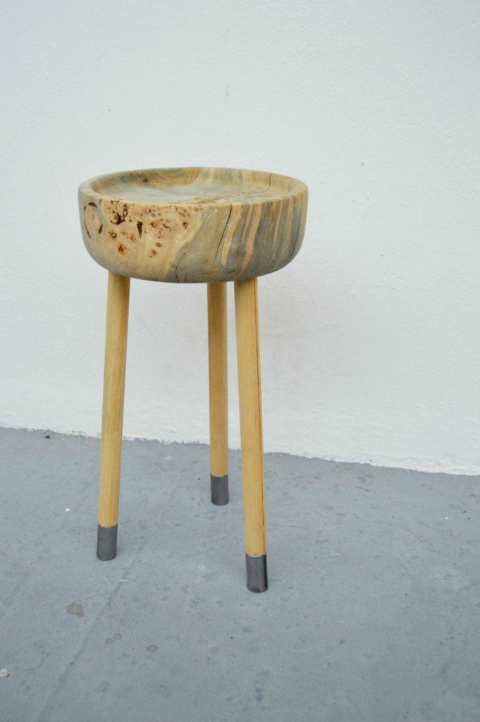 small table by Ronan O'Brien