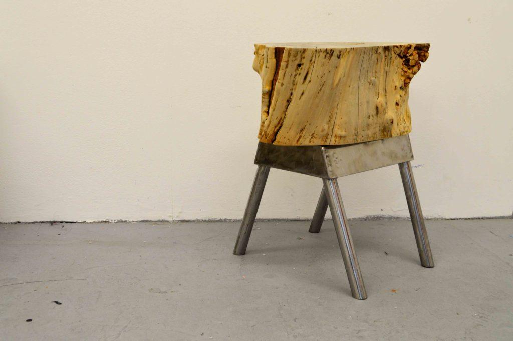 stool by Ronan O'Brien